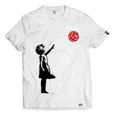 Banksy V-ball - Koszulka męska