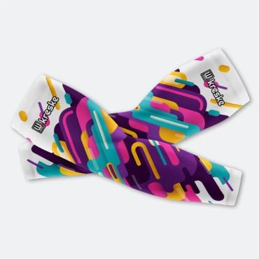 Abstract Lines - Rękawki Siatkarskie Fullprint