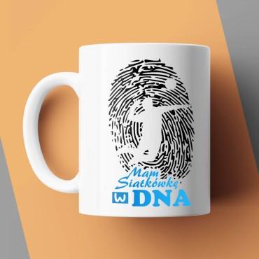 Siatkówka w DNA - Kubek siatkarski męski