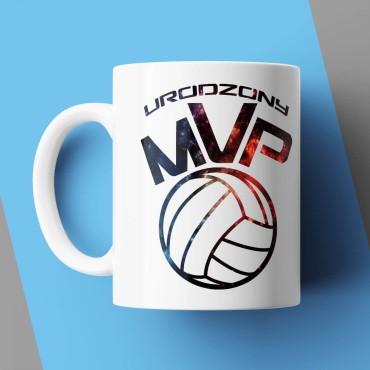 Urodzony MVP - Kubek siatkarski