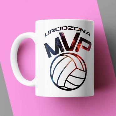 Urodzona MVP - Kubek siatkarski