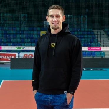 Urodzony MVP - Bluza męska z kapturem
