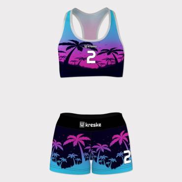 Palms - strój do siatkówki plażowej